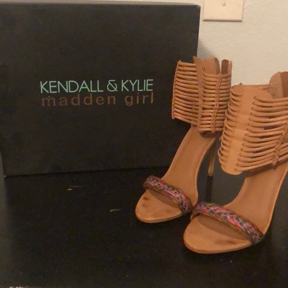 Kendall & Kylie Shoes - Kendall and Kylie Madden Girl Stiletto